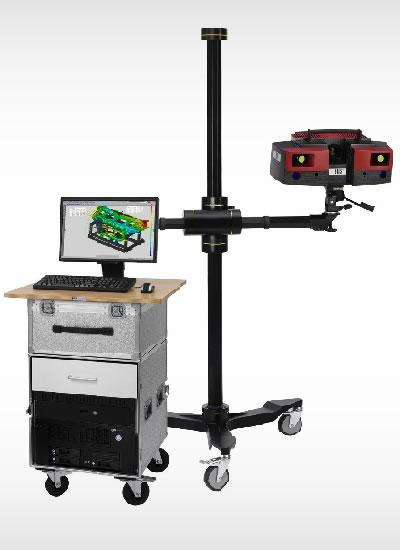 3次元デジタイザーシステム ATOSIII TripleScan