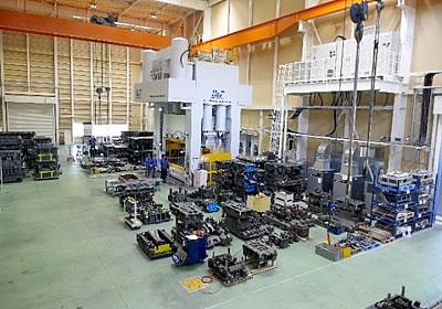 第二工場場内写真