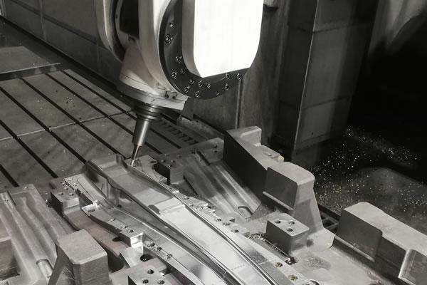 プログラム(CAM)・機械加工